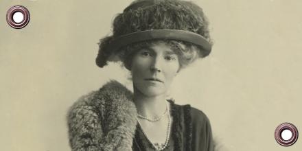 Portrait de Gertrude